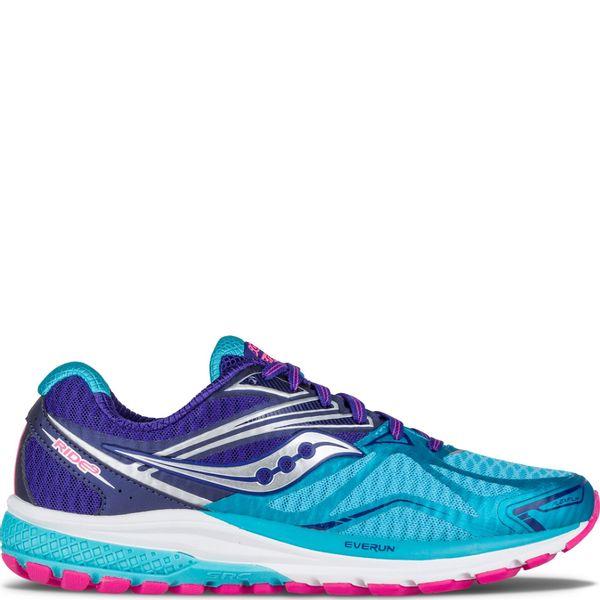 Zapatilla Running Ride 9 TEA PUR Mujer AzulZapatilla Running Ride 9 TEA PUR Mujer Azul