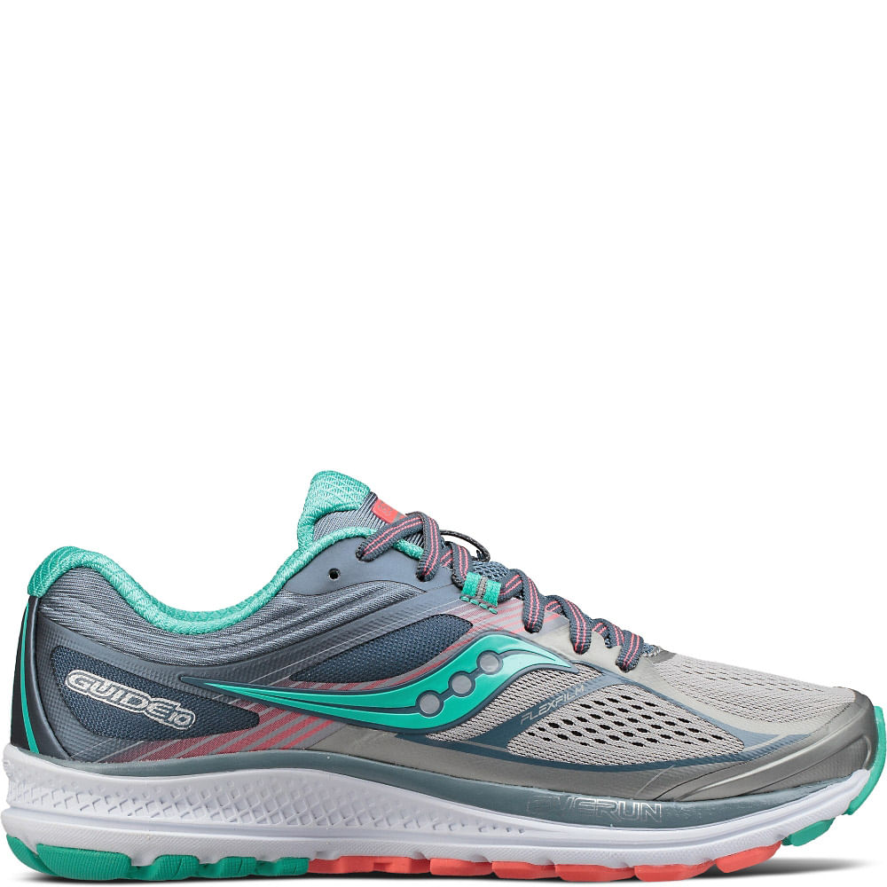 Zapatilla Running Guide 0 TEAL Mujer GrisZapatilla Running Guide 0 TEAL Mujer Gris