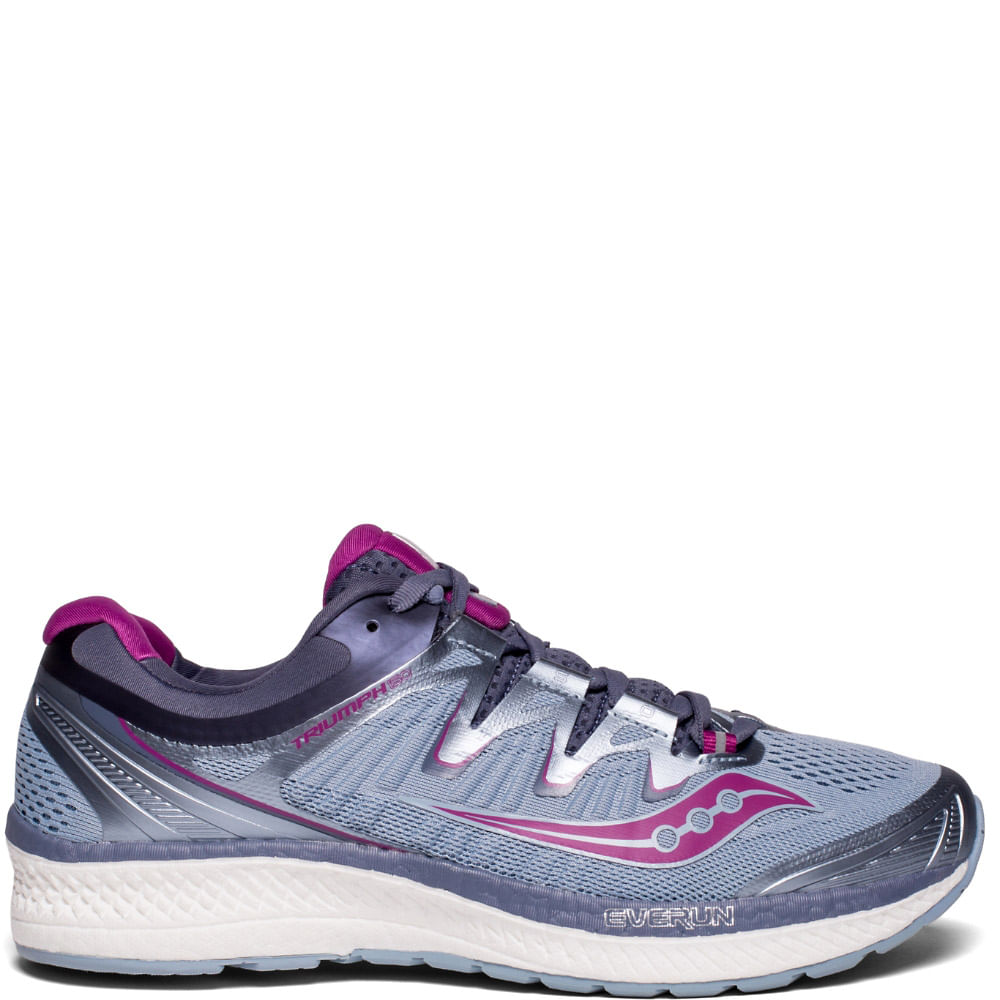 Saucony Triumph Iso 4 Zapatillas Running Mujer Gris