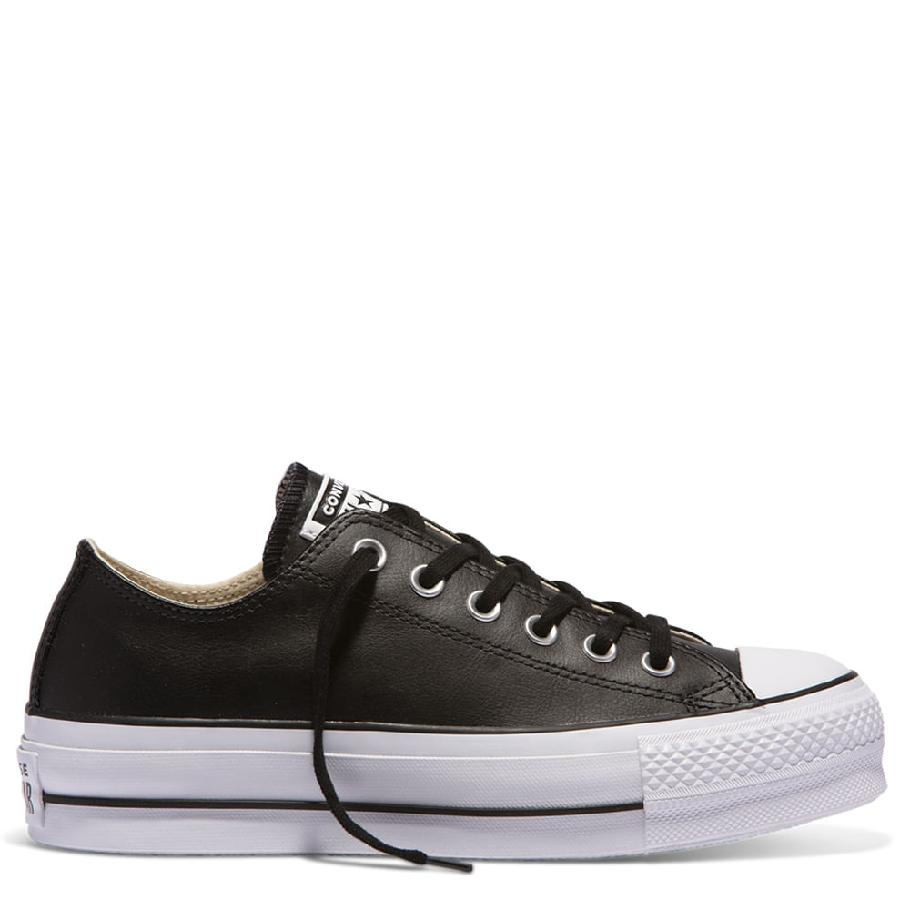 converse all star mujer negras chuck