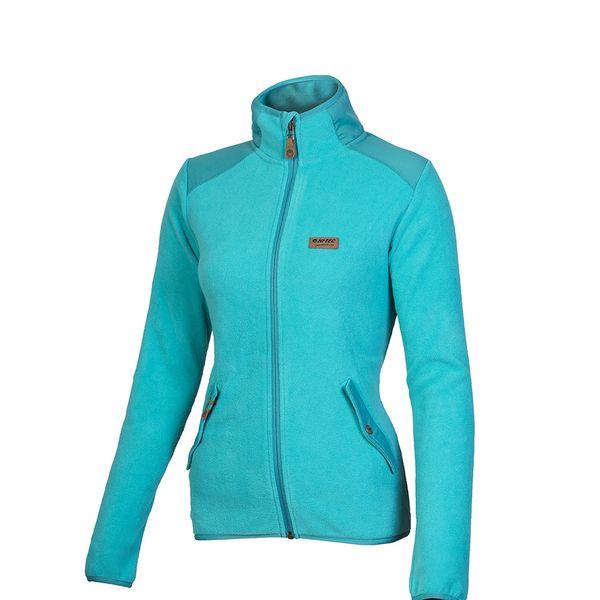 64e7900c23a14 W1609M-548. hi-tec. Polar Outdoor Fleece Básico Mujer Verde