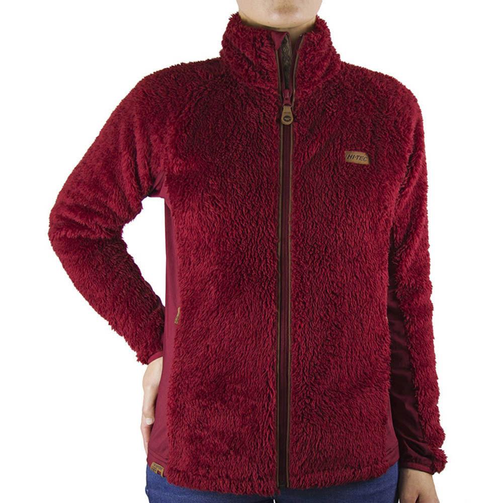 5689521abc02b Polar Outdoor Coral Fleece Mujer Burdeo - Coliseum Store