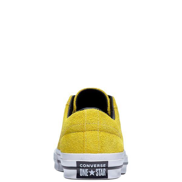 converse amarilla 25