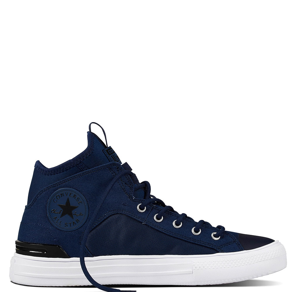 converse niña all star azul