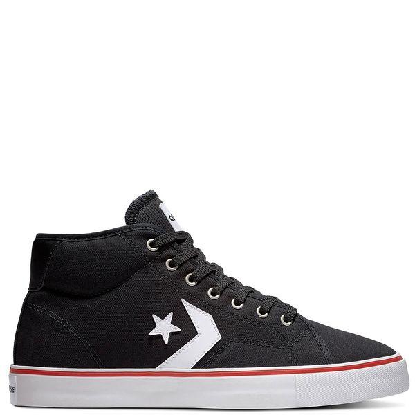 Zapatilla-Hombre-Converse-Star-Replay-Caña-Media-Negra