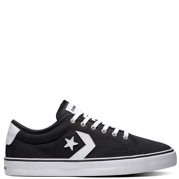 Zapatilla-Hombre-Converse-Star-Replay-Caña-Baja-Negra