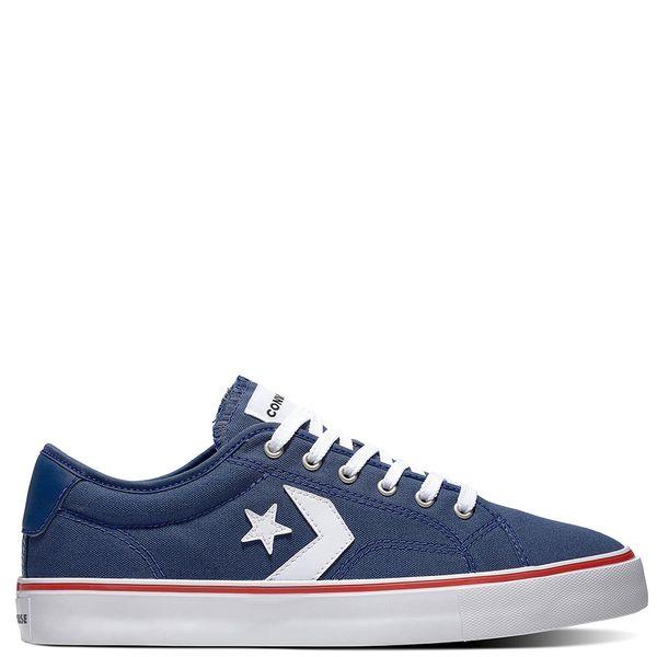 Zapatilla-Hombre-Converse-Star-Replay-Caña-Baja-Azul