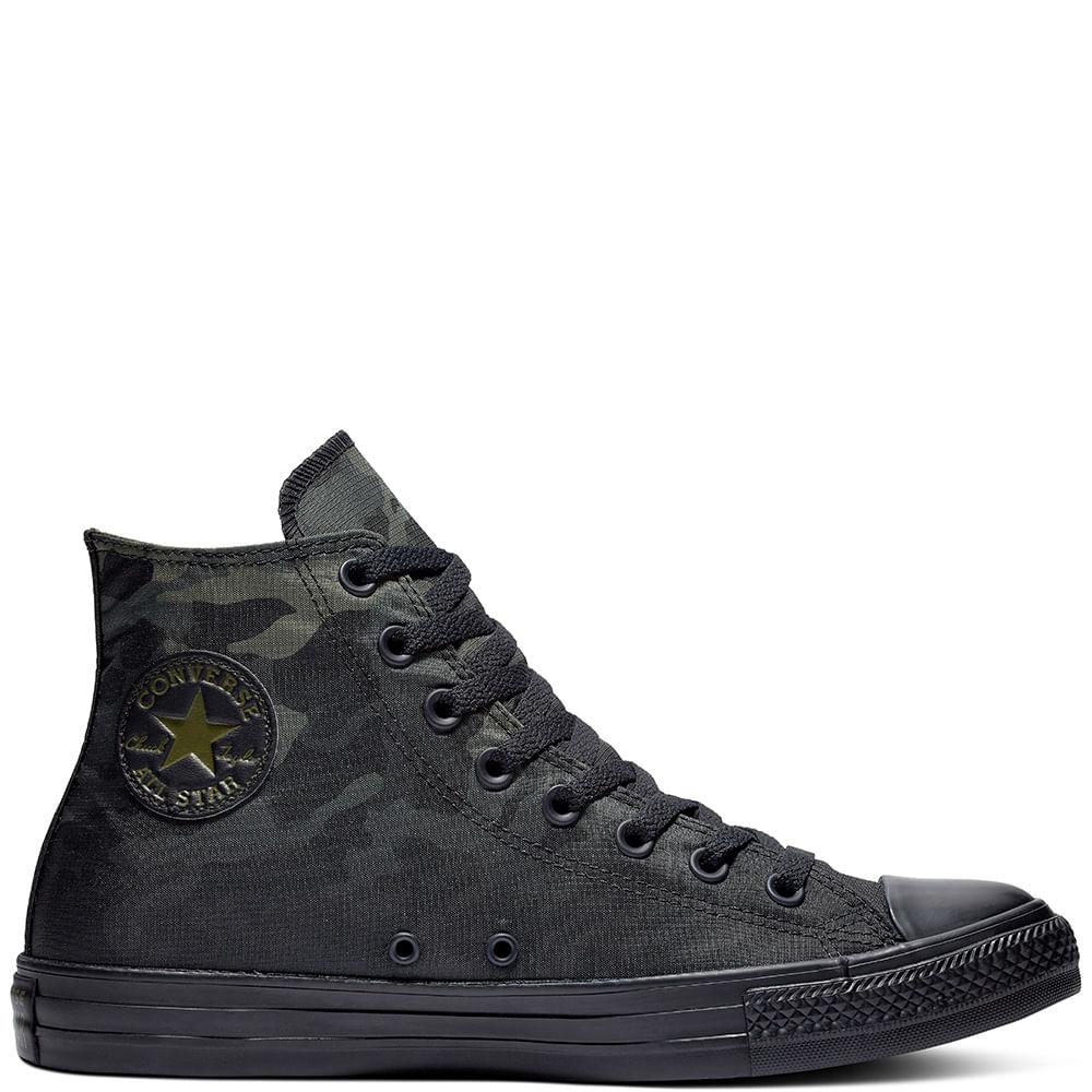 zapatillas hombre converse verdes