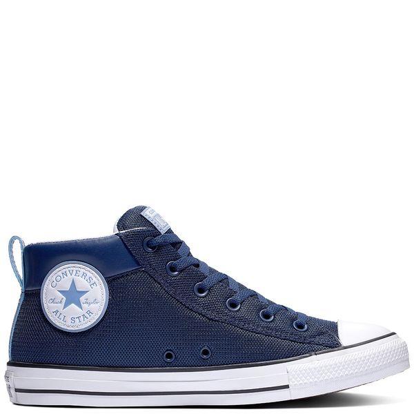 Zapatilla-Hombre-Chuck-Taylor-All-Star-Street-Caña-Media-Azul