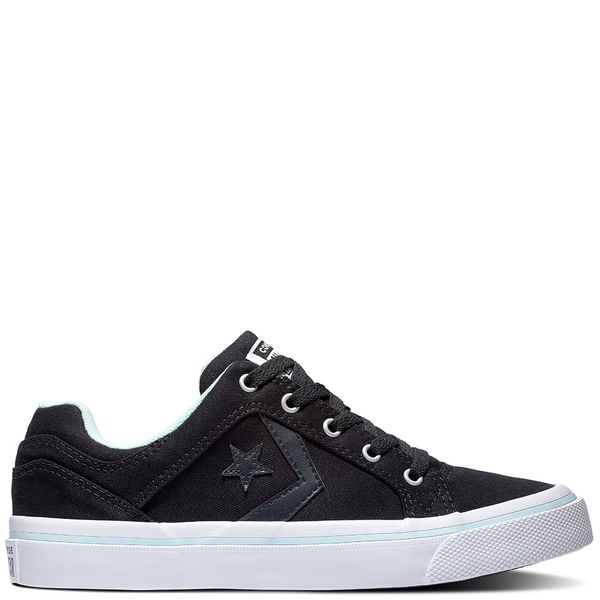 converse gris mujer 37