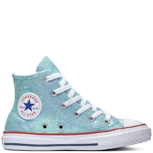 Zapatilla-Mujer-Chuck-Taylor-All-Star-Caña-Alta-Verde
