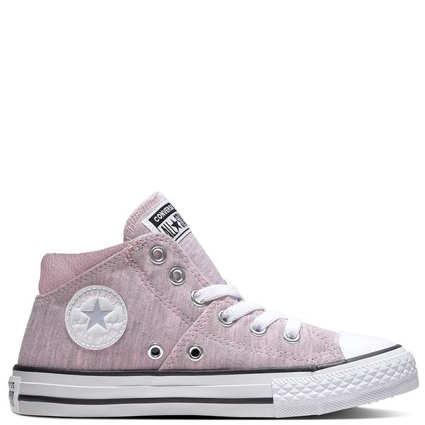 Zapatilla-Niña-Junior-Chuck-Taylor-All-Star-Madison-Caña-Media-Rosada