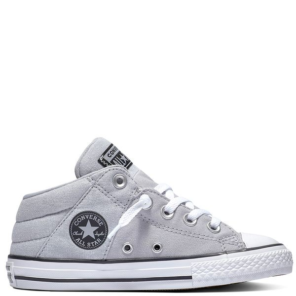 Zapatilla-Niño-Junior-Chuck-Taylor-All-Star-Axel-Caña-Media-Gris