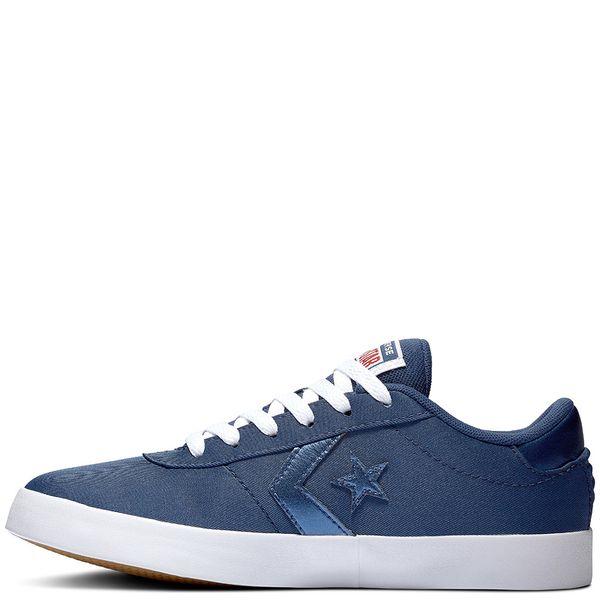 zapatillas mujer converse azul