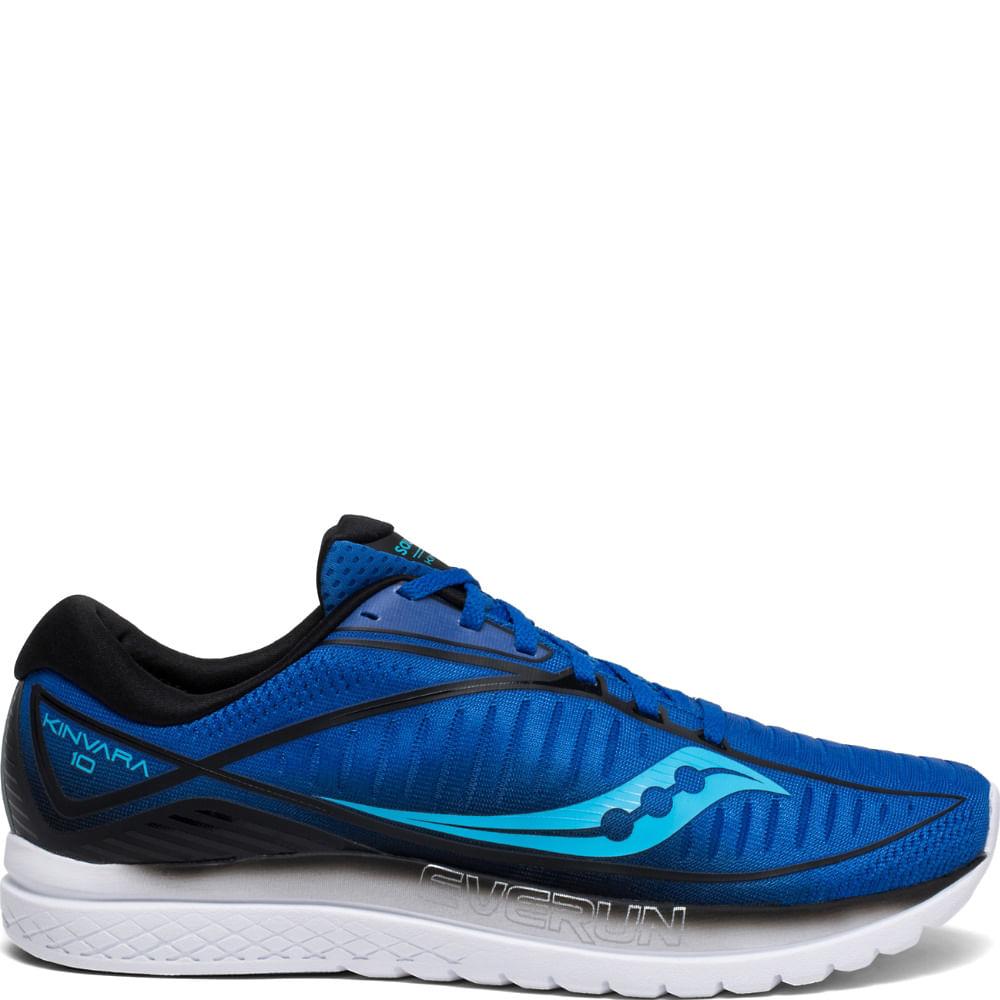 Zapatilla Saucony Running Azul Azul – Coliseum Store