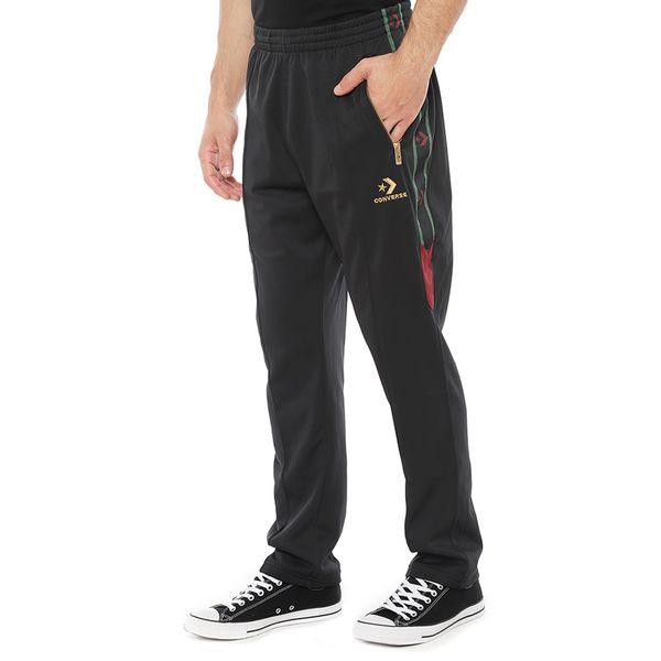 Pantalon-Track-Luxe-Star-Chevron-Hombre-Negro-