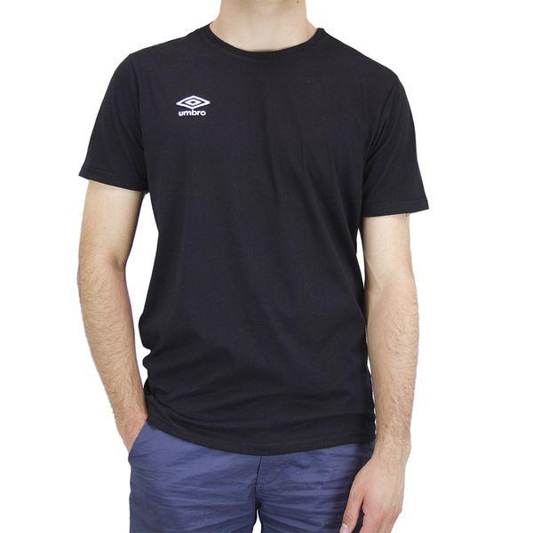 Polera-Small-Logo-Cotton-Hombre-Negra