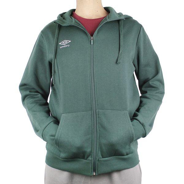 Poleron-Full-Zip-Hombre-Verde