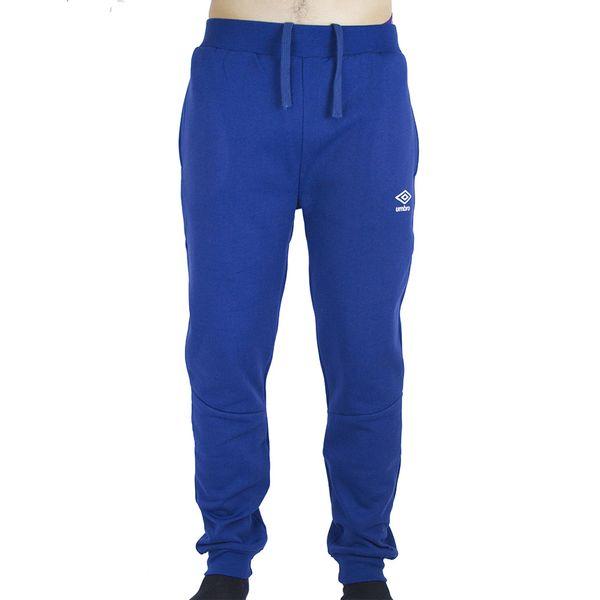 Pantalon-Jogger-Fleece-Hombre-Azul