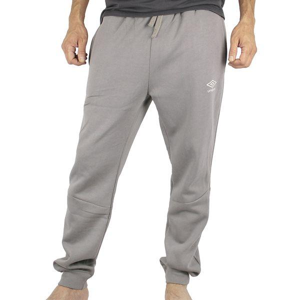 Pantalon-Jogger-Fleece-Hombre-Gris