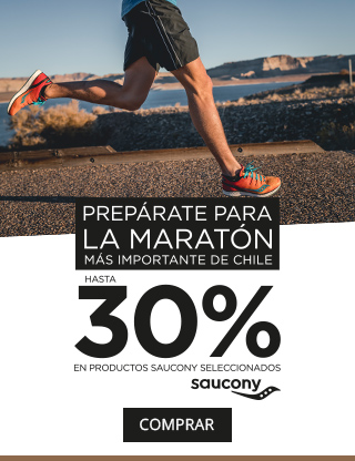 Maratón 30% Dcto Saucony