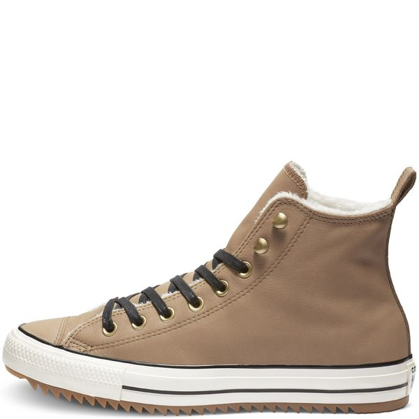 converse mujer cafe