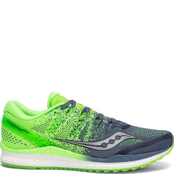 ee058bc21c Zapatilla-Running-Hombre-Freedom-ISO2-Verde. saucony