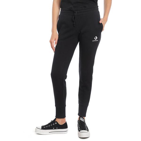 Pantalon-Mujer-Star-Chevron-Negro