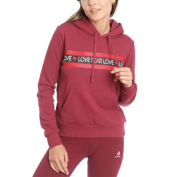 Poleron-Hoodie-Mujer-Love-The-Progress-Burdeo