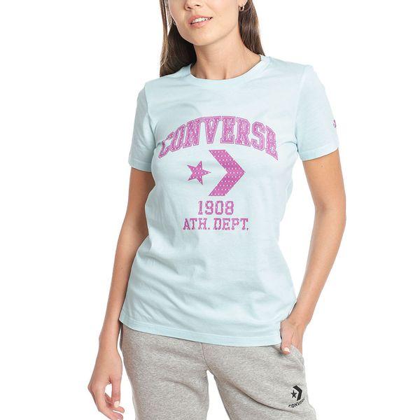 Polera-Mujer-Basketball-Celeste