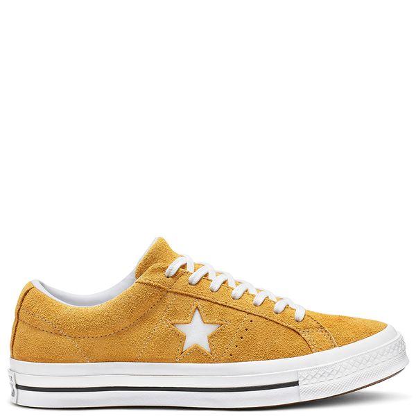 zapatillas converse hombres amarillas