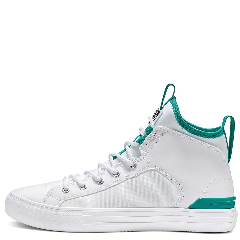 zapatillas hombre blanca converse