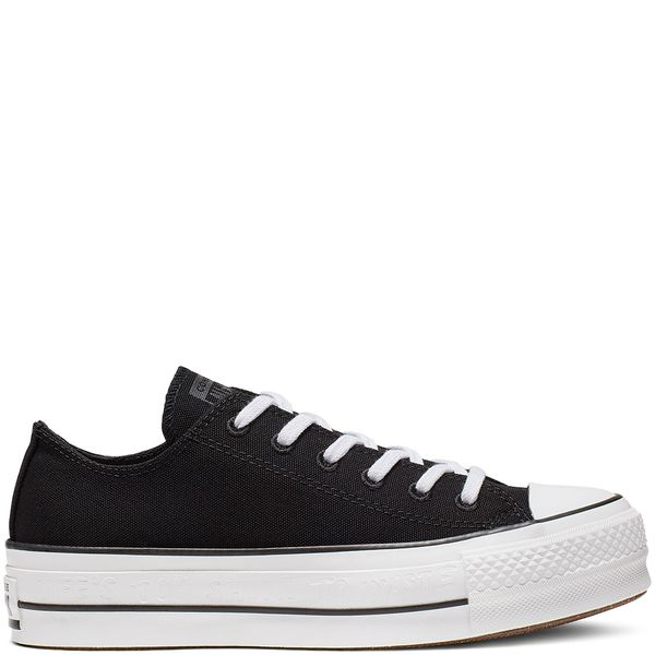 all star converse negra mujer