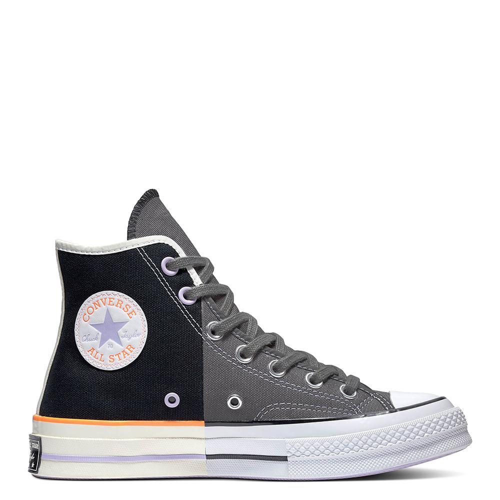 converse zapatillas mujer gris