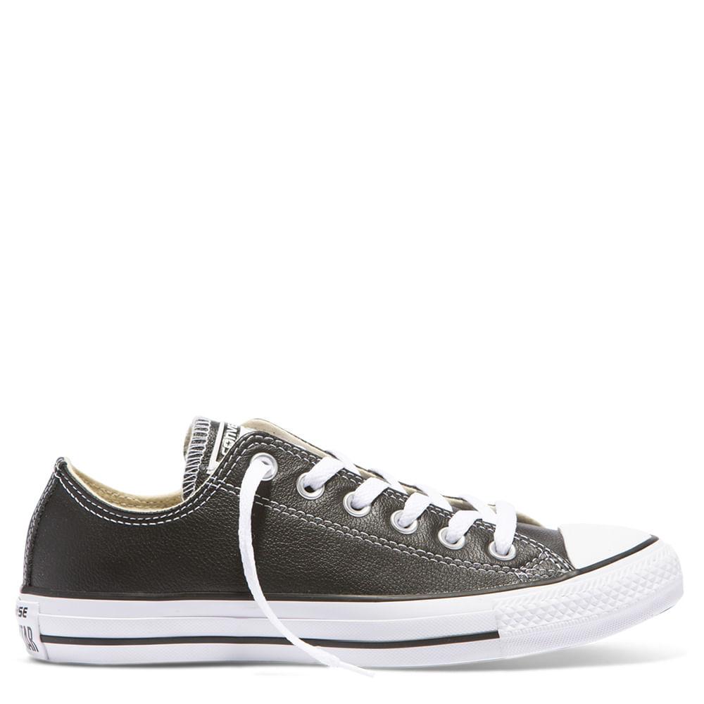 zapatos converse hombre cuero 39