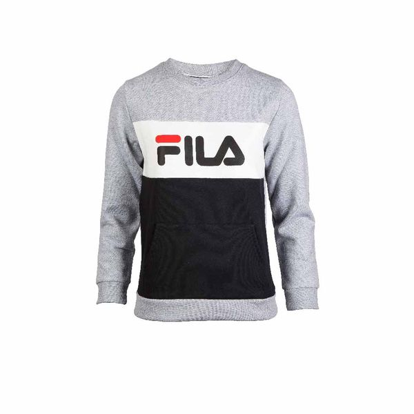 Poleron_Block_Letter_FILA_Niños_Lifestyle_Gris_F17L522001-2547_1