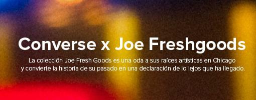 Converse x Joe Freshgoods